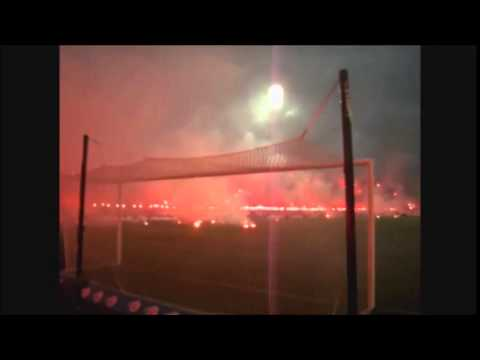 PAOK-olympiakos 'The ring of Fire' | Greek Cup 16.04.2014