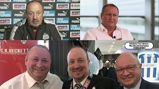 Rafa Benitez Press Conference Pre Spurs / Mike Ashley Interview Reaction #FordeHaveMercy