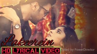 Lakeerein | Official Music Video (Lyrical) | Guddan Tumse Na Ho Payegaa | Zee TV | Puneet Dixit