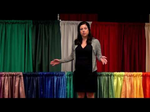 Banjo Drape Fabric | Trade Show and Convention Drape | Information and Its Uses