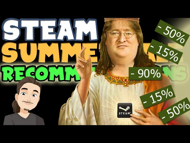 Steam Summer Sale 2021 Top Game Recommendations || AAA Games for Cheap!
