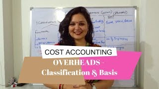 Overheads || Classification & Basis of Primary Apportionment || Cost Accounting || Short & Simple thumbnail