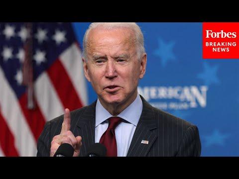 President Biden releases pro-union message in advance of Amazon Alabama union vote