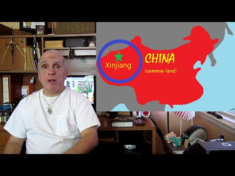 Chinese genocide hidden behind anti-terrorism