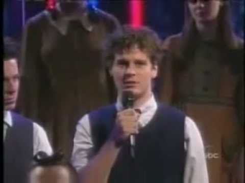 Spring Awakening singing Touch me on