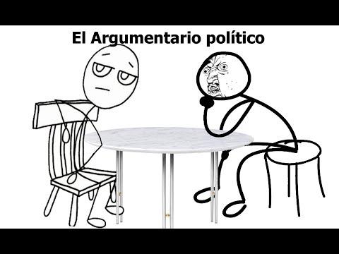 Argumentario Político -