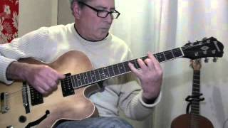 Jive at Five - for solo guitar