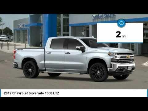 2019 Chevrolet Silverado 1500 19T668