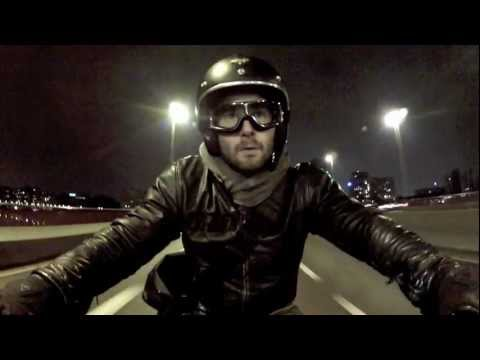 Harley Davidson sportster Iron in Paris Episode 1