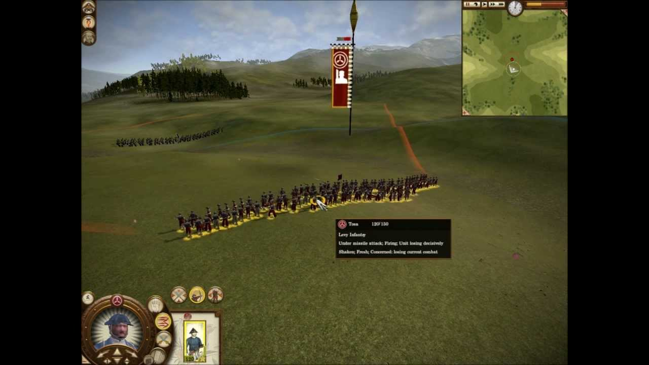 Crossbow Vs Roundup Total War Shogun 2 Fall Of The Samurai : Bow Kachi Vs Levy