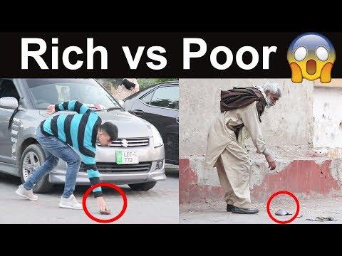 Dropping Wallet   Rich vs Poor Social Experiment