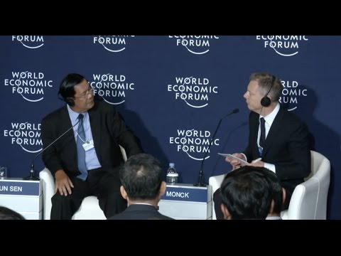 Cambodia 2017 - Press Conference on Cambodia with HE Samdech Techo Hun Sen, Prime Minister