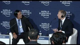 Cambodia 2017 - Press Conference on Cambodia with HE Samdech Techo Hun Sen, Prime Minister