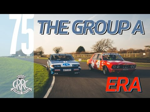 Group A on track: the ultimate touring cars?