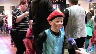 Sinterklaas in Lemelerveld 2018