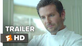 Burnt Official Trailer #1 (2015) - Bradley Cooper, Sienna Miller Movie HD