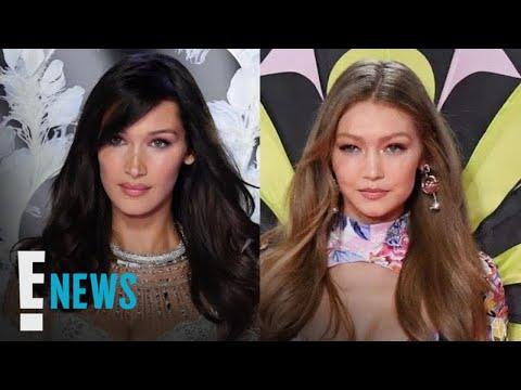 Bella & Gigi Hadid Together Again at VS Fashion Show   E! News Mp3