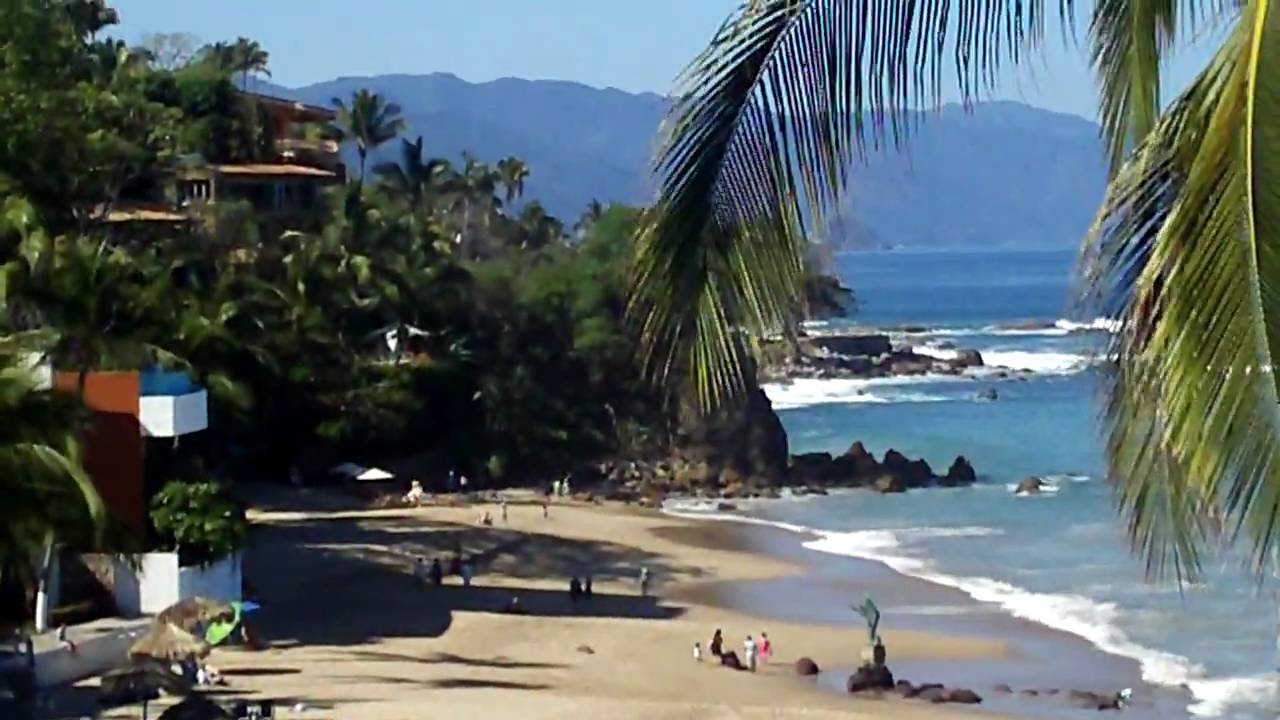 Blue Chair Puerto Vallarta puerto vallarta view frome the blue chairs hotel - youtube