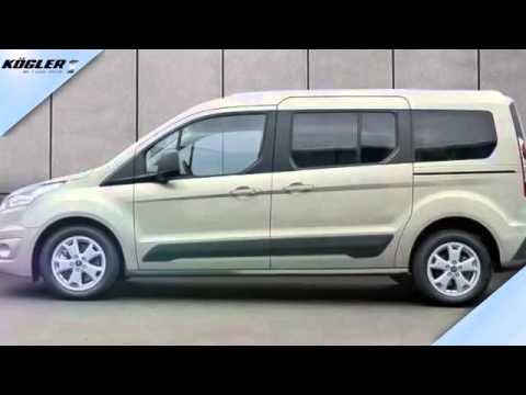 Ford Grand Tourneo Connect 1 6 Tdci Trend 24