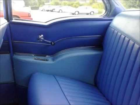 classic car restoration indianapolis 1956 star chief interior restoration indiana youtube