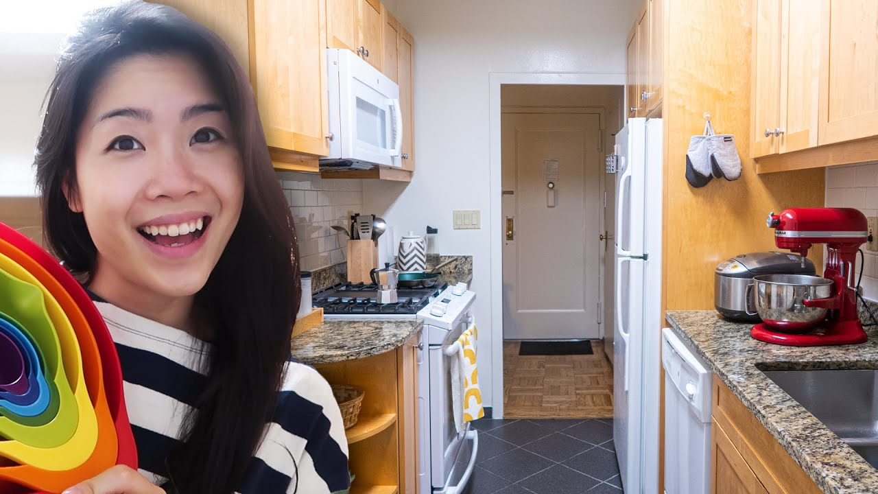 What's In A Tasty Producer's Home Kitchen? | Inga Lam