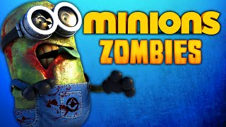 CRAZY MINIONS ZOMBIES ★ Call of Duty Zombies (Custom Zombies)