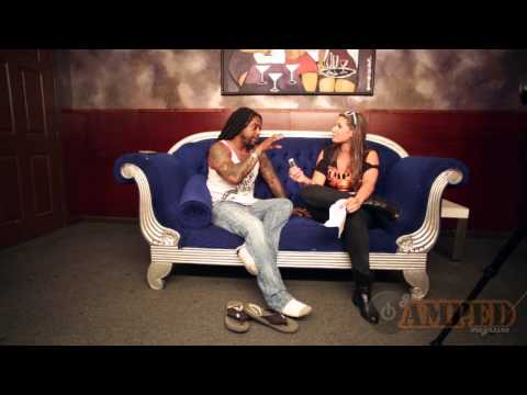 Interview with Sevendust singer, LJ Witherspoon