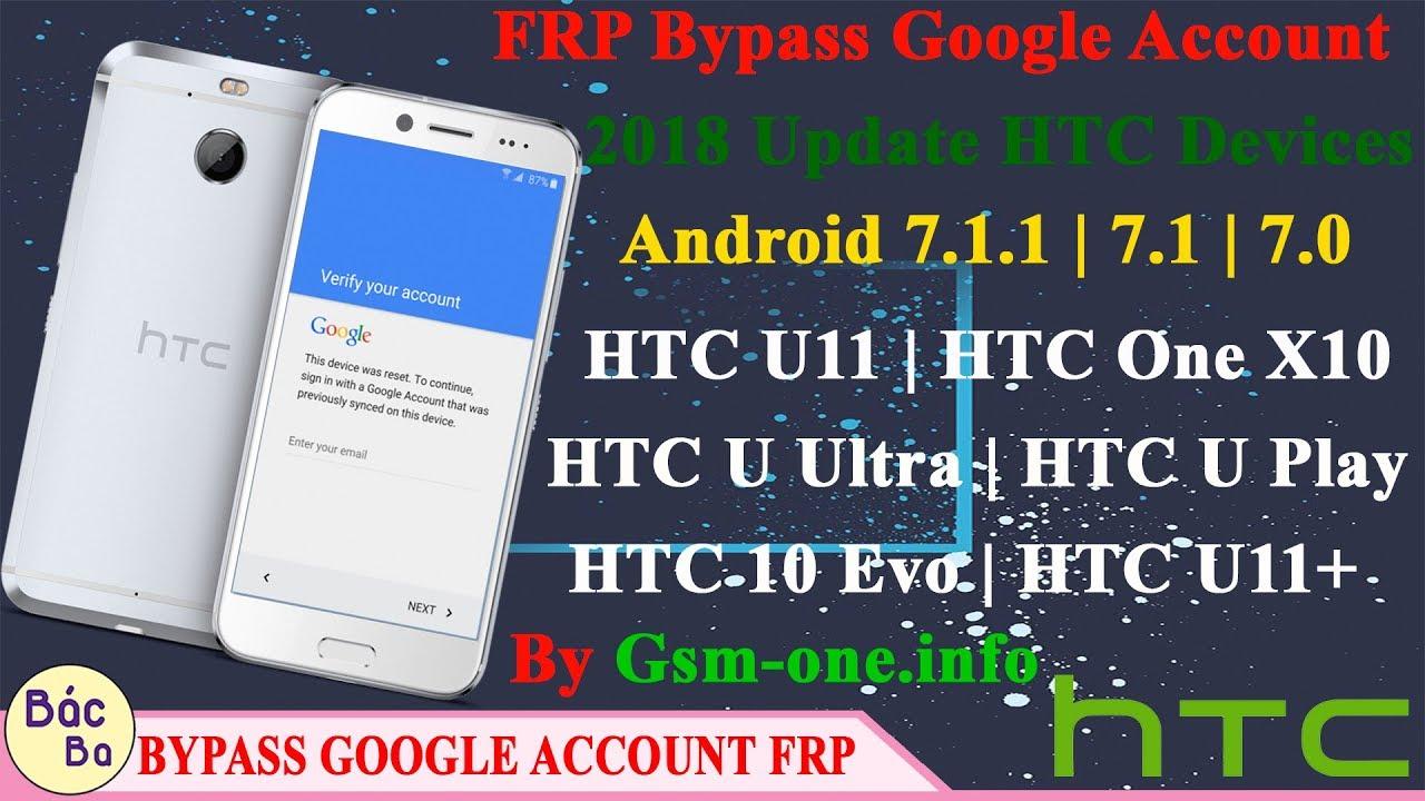 google account bypass apk 7.1.1