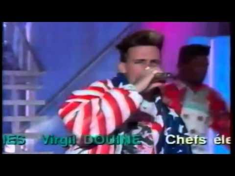 Vanilla Ice - Ice Ice Baby (Live)