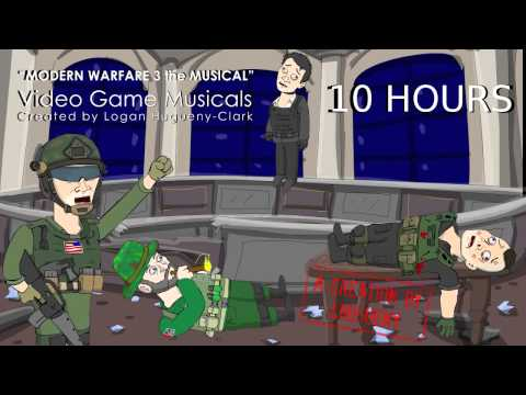 CALL OF DUTY: MW3 THE MUSICAL by Logan Hugueny-Clark [10 HOURS LOOP VERSION]