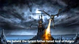 Black Dragon- Luca Turilli (subtitulado al español)