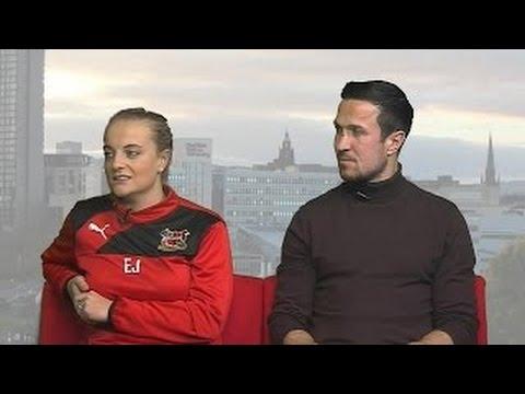Sheffield Live TV (8.12.16) Richard Wood & Emma Johnson part 2 #rufc #swfc