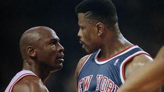 Rare Michael Jordan Heated Moments You've Never Seen Before Part 1