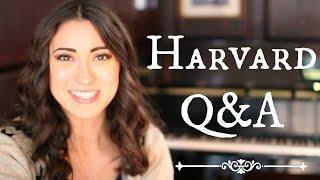 Harvard University: Q&A