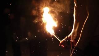 Caldera Feuershow 2015 - HD 1080p