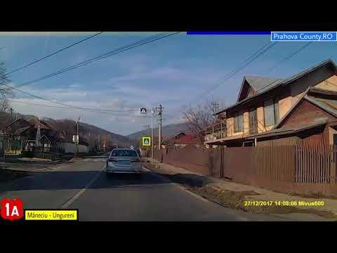 Romania : DN1A -  Vălenii de Munte (PH) - Prejmer (BV)