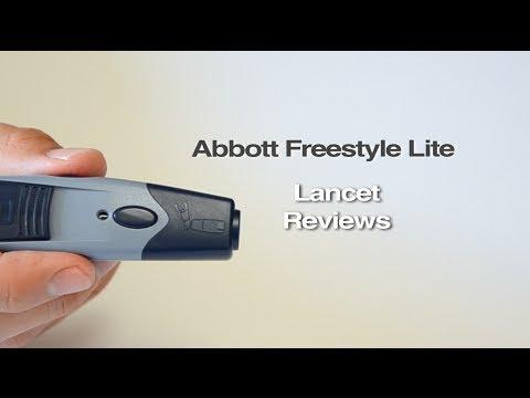 Abbott Freestyle Lite Lancets Reviews