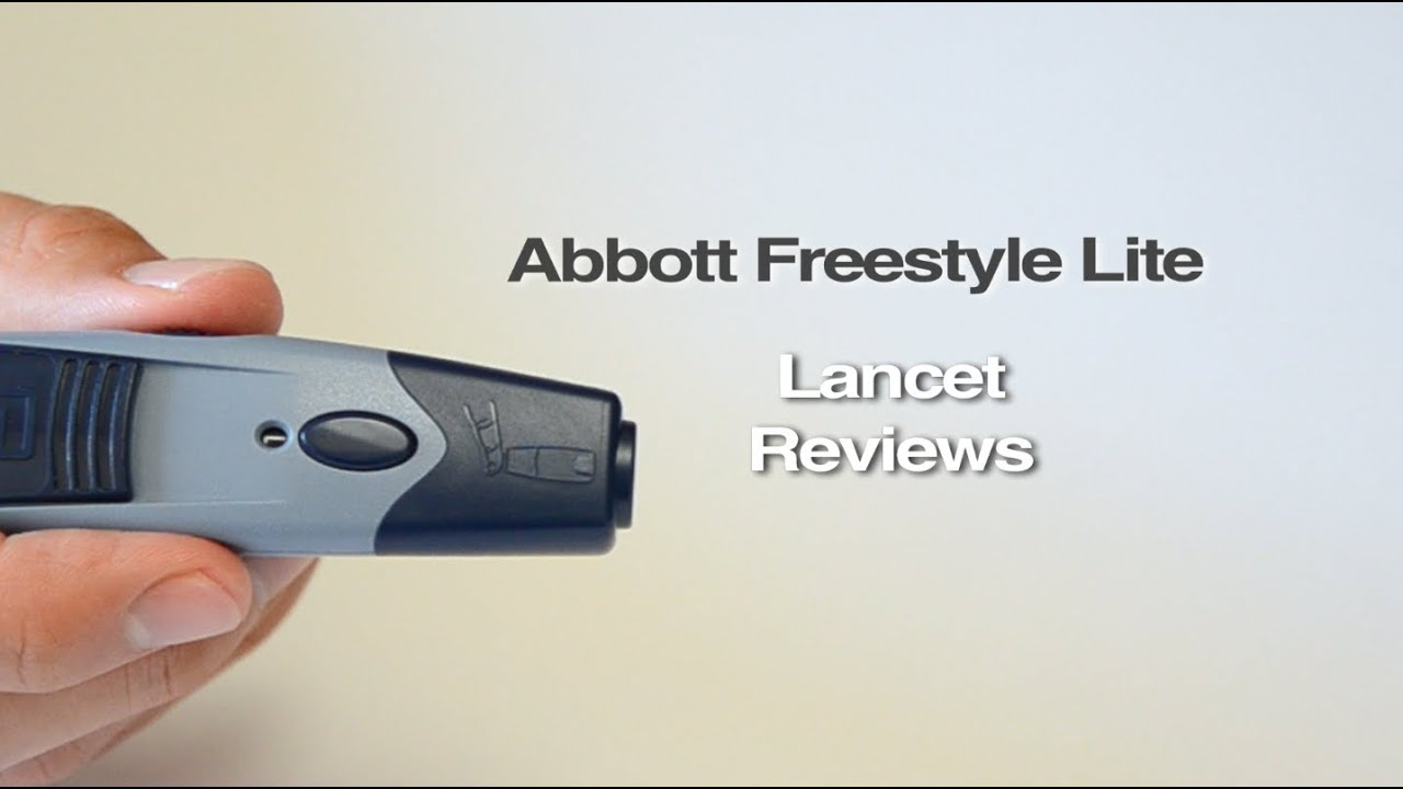 Abbott Freedom Lite abbott freestyle lite lancets reviews