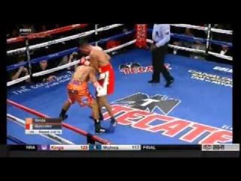 Mercito No Mercy Gesta Beats Mexican Gilberto Gonzalez Complete Fight