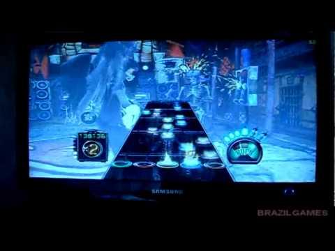 Guitar hero 3 - Through The Fire And Flames EXPERT JOYSTICK PC
