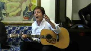 Paul McCartney - Meat Free Monday Song.flv