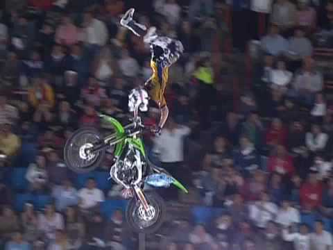Save Red Bull X-Fighters 2009 Mexico Semi Final 2 - Levi Sherwood vs Mat Rebeaud Images