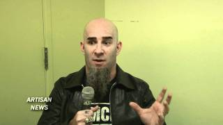 Now that Anthrax is back with Joey Belladonna, Scott Ian gave an up...