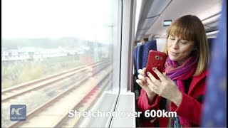 Xinhua Special: All Aboard China's High-Speed Trains!