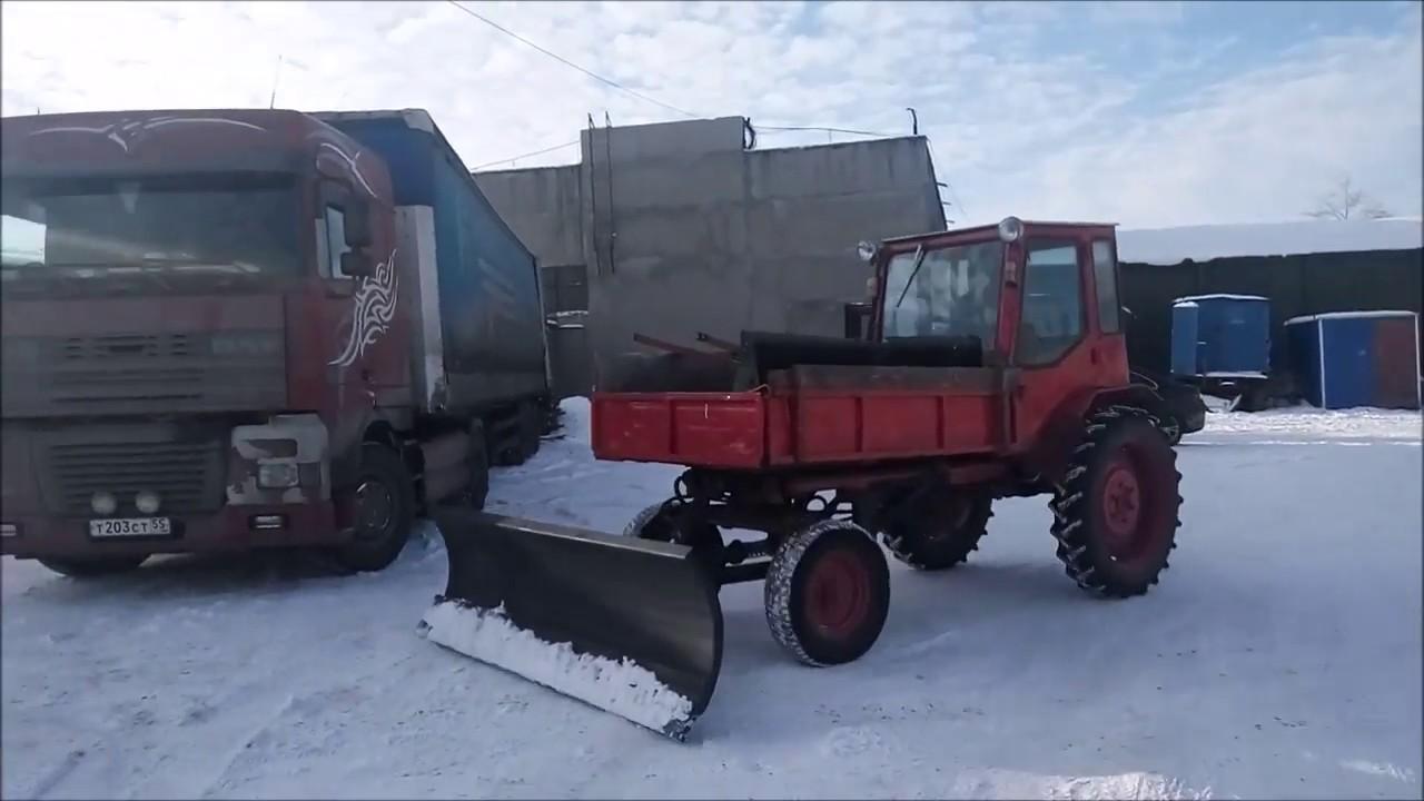 Тюнинг трактора т 25 своими руками фото 86