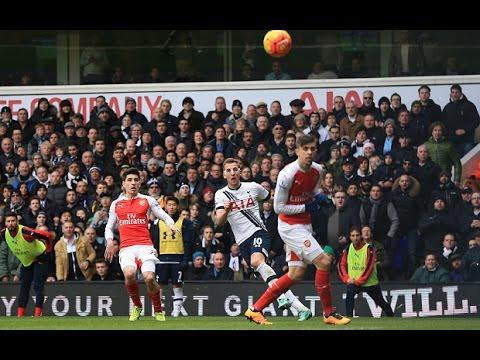 Download Tottenham Hotspur vs Arsenal 2-2 All Goals Highlights 05/03/2016