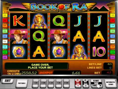 how to play casino online book of ra gaminator