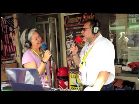 2013 KLEWENALP Ursula Hotz Interview COUNTRY RADIO SWITZERLAND