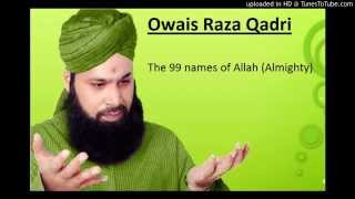 The 99 Names of Allah (Almighty) by Owais Raza Qadri