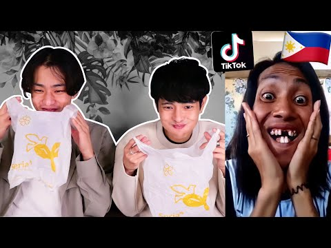 JAPANESE REACTS FILIPINO FUNNY TIKTOK! (NOT TO LAUGH) | Fumiya